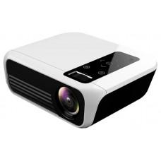 "Светодиодный проектор ""Touyinger"" [L7 plus] (1080P, full HD, USB, 4500 люмен, Android 7,1, Wi-Fi, Bluetooth, домашний кинотеатр, HDMI)"