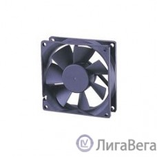 Gembird Вентилятор для корпуса 80x80x25mm, широкий разъем 4pin [8025K/FANCASE-4]