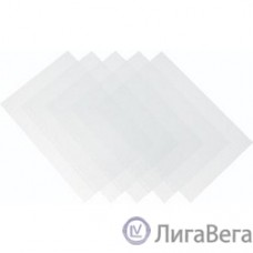 Fellowes Обложки для переплета Transparent FS-53764 (А3, 200 мкм, 100шт, прозрачный)