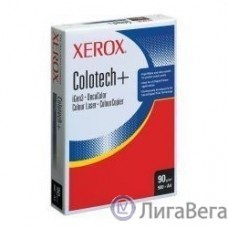 XEROX 003R98837/003R97988 Бумага XEROX Colotech Plus 170CIE,  90г, A4, 500 листов