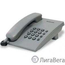 Panasonic KX-TS2350RUS (серебристый) {повтор номера, регул-ка громкости, кр.на стену}