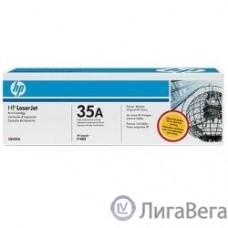 HP CB435A Картридж ,Black{LJ P1005/P1006, Black, (1500стр.)}