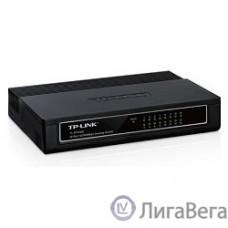 TP-Link TL-SF1016D 16-портовый 10/100 Мбит/с настольный коммутатор