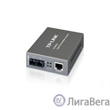 TP-Link MC200CM Медиаконвертор 10/100/1000M RJ45 to 1000M multi-mode,Full-duplex,up to 550m SMB