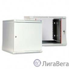 ЦМО Шкаф телекоммуникационный настенный, 6U, 600х300 дверь металл (ШРН-6.300.1) (1 коробка)