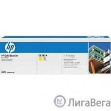HP CB382A Картридж ,Yellow{Color LJ CP6015/CM6030mfp/CM6040mfp, Yellow, (21000стр.)}