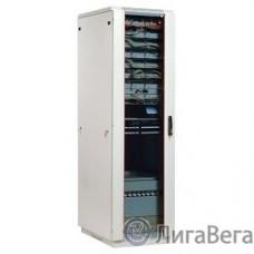 ЦМО Шкаф телекоммуникационный напольный 18U (600x800) дверь стекло (ШТК-М-18.6.8-1AAA) (2 коробки)