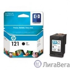 HP CC640HE Картридж №121, Black {F4283/D2563, Black}