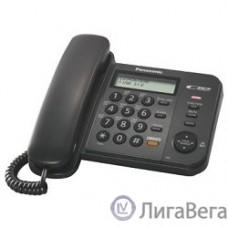 Panasonic KX-TS2358RUB (черный) {АОН,Caller ID,ЖКД,блокировка набора,выключение микрофона,кнопка ″пауза″}