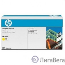 HP CB386A Барабан ,Yellow{Color Laser Jet CM6030/6040, Yellow}