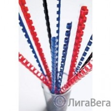 Fellowes Пружина пластиковая FS-53450 (6 мм, белый, 100 шт.)