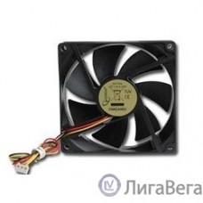 Gembird Вентилятор для корпуса 92x92x25mm, ball, узкий разъем 3 pin [FANCASE2/BALL]