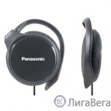Panasonic RP-HS 46 E-K, клипсы, черные