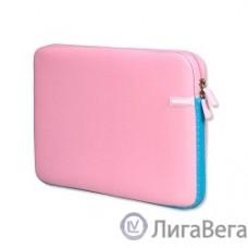 PORTCASE KNP-12PN  Чехол для ноутбука   {неопрен, розовый, 11,6-12,1''}