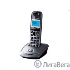 Panasonic KX-TG2511RUM (металик) {АОН, Caller ID,спикерфон на трубке,переход в Эко режим одним нажатием}