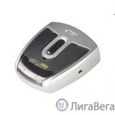 ATEN US221A-A(7) KVM-переключатель, USB, 2> 1 устройства/порта/port, с 1 шнуром A>B Male, (USB 2.0)