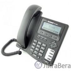 D-Link DPH-150S/F5A IP-телефон с цветным дисплеем, 1 WAN-портом 10/100Base-TX и 1 LAN-портом 10/100Base-TX