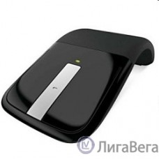 Мышь Microsoft ARC Wireless Touch Mouse USB Black (RVF00056) RTL