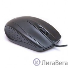 Мышь MOP-04BU Dialog Pointer Optical - 3 кнопки + ролик прокрутки, USB