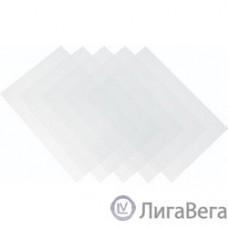 Fellowes Обложки для переплета Transparent FS-53761 (А4, 200 мкм, прозрачный, 100шт.)