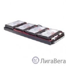 APC RBC34 Батарея {for SUA1000RMI1U, SUA750RMI1U (сборка из 4 батарей в пластиковом корпусе)}