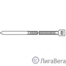 Hyperline GT-150IC Стяжка нейлоновая неоткрывающаяся, безгалогенная (halogen free), 150x3.6мм, (100 шт)
