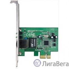 TP-Link TG-3468 Сетевая карта 32bit Gigabit PCI Express, Realtek RTL8168B chipset (+ Низкопрофильная планка)
