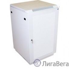 ЦМО Шкаф телекоммуникационный напольный 18U (600x600) дверь перфорированная (ШТК-М-18.6.6-4ААА) (2 коробки)