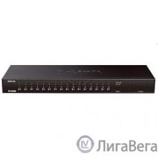 D-Link KVM-450/C1A 16-портовый переключатель KVM с портами PS2/USB