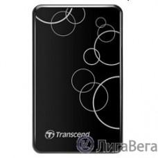Transcend Portable HDD 1Tb StoreJet TS1TSJ25A3K {USB 3.0, 2.5″, black}