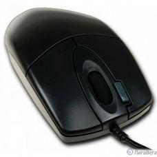 A-4Tech Мышь OP-720 (черный) USB, пров. опт. мышь, 2кн, 1кл-кн [513289]