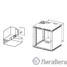 Цмо Стенка задняя к шкафу ШРН, ШРН-Э и ШРН-М 6U в комплекте с крепежом (А-ШРН-6)