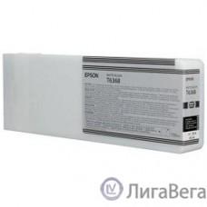 Epson C13T636800 SP 7900 / 9900 : Matte Black 700 ml (LFP)