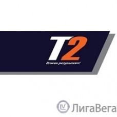 T2 C13T08024010 Картридж (IC-ET0802) для  EPSON Stylus Photo P50/PX660/PX720WD/PX820FWD, голубой с чипом
