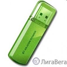 Silicon Power USB Drive 16Gb Helios 101 SP016GBUF2101V1N {USB2.0, Green}