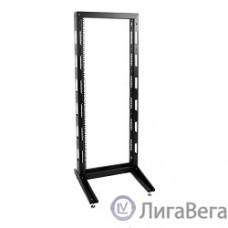 ЦМО Стойка телекоммуникационная универсальная 33U однорамная,цвет черный (СТК-33-9005) (1 коробка)