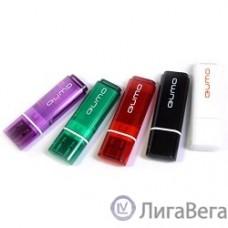 USB 2.0 QUMO 8GB Optiva 01 Black [QM8GUD-OP1-black]