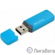 USB 2.0 QUMO 8GB Optiva 02 Blue [QM8GUD-OP2-blue]
