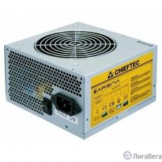 Chieftec 500W OEM [GPA-500S8] {ATX-12V V.2.3 PSU with 12 cm fan, Active PFC, ficiency >80% 230V only}