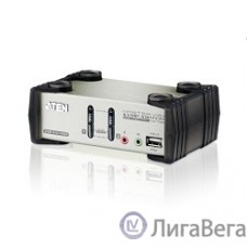ATEN CS1732B((F)-A7-G) переключатель 2 Port USB2.0 KVMP Switch with OSD