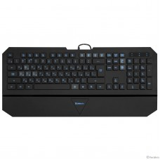Defender Oscar SM-660L Black USB [45662] {Клавиатура проводная, 104кн., 4 уровня подсветки}