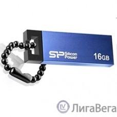 Silicon Power USB Drive 16Gb Touch 835 SP016GBUF2835V1B {USB2.0, Blue}
