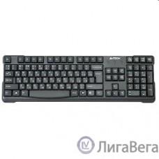 Keyboard A4Tech KR-750, USB, (черный) провод. кл-ра [533409]