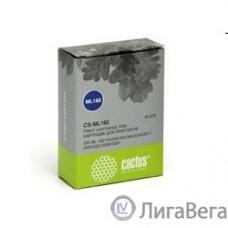 CACTUS ML182  Картридж матричный (CS-ML182) для OKI ML-182/192/280/320/390/3310/3311/3320/3321/3390/3391, ресурс 2 000 000 зн.black