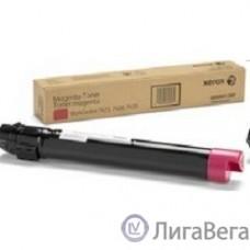 XEROX 006R01401 Тонер-картридж пурпурный для Xerox WC 7425/7428/7435 {GMO}