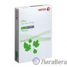 XEROX 421L91820 (5 пачек по 500 л.) Бумага А4  OFFICE 2500 л., 80г/м2, 162 CIE 210х297 mm (отпускается коробками по 5 пачек в коробке)