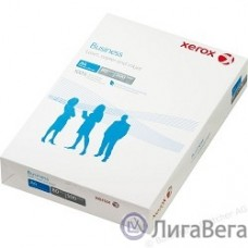 XEROX 003R91820 (5 пачек по 500 л.) Бумага A4  BUSINESS , 80г/м2, 164 CIE, 210х297 mm (отпускается коробками по 5 пачек в коробке)