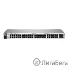 HP J9775A Коммутатор HPE 2530-48G управляемый 19U 48x10/100/1000BASE-T