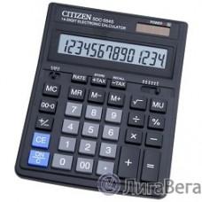 Citizen SDC-554S черный {14 разрядный}
