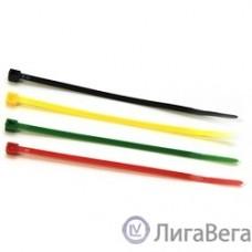 Gembird (NYT-100x2.5С) Стяжки  пластиковые 100 мм х 2,5 мм (набор 4 цвета по 25 шт)